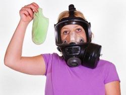 靴下のくさ〜い臭い原因と対策!足の臭い、靴の臭いも押さえましょうのサムネイル画像