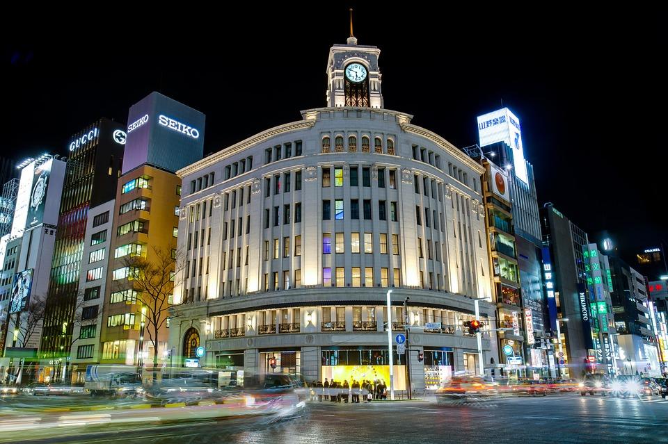 【銀座】オシャレな街で選びたい!銀座でおすすめの雑貨屋さんのサムネイル画像