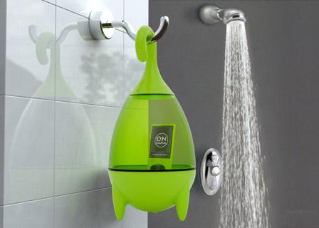 お風呂でも使える防水スピーカーでリラックスタイムを満喫♪のサムネイル画像