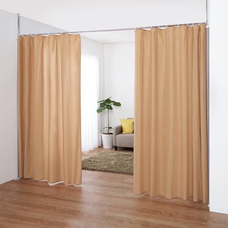 部屋に仕切りをして快適な空間に!間仕切りスペース有効活用術!のサムネイル画像