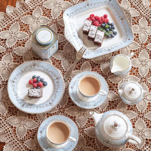 【ハイセンスで喜ばれる♪】プレゼントに最適な食器ブレンド☆のサムネイル画像