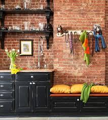 【DIY】オシャレな空間作りはレンガタイルにおまかせ♡♡のサムネイル画像