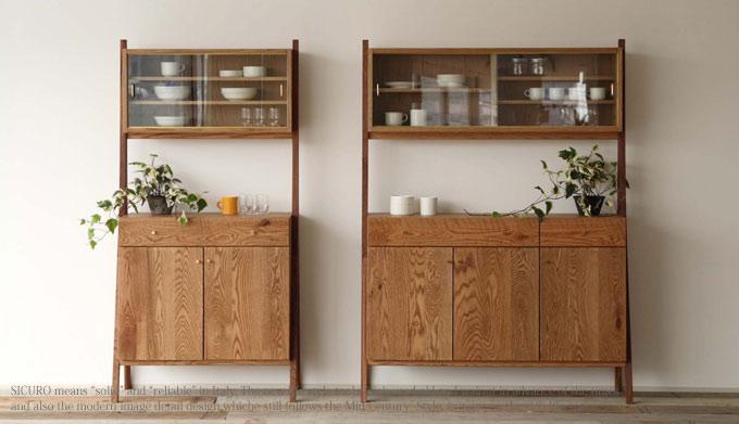 キッチンの食器棚!これから買う人におすすめのブランドを一挙公開!のサムネイル画像