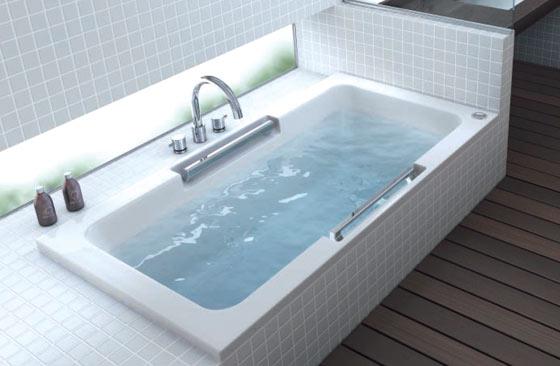 【完全版】重曹やクエン酸でお風呂の嫌な水垢を取る方法&予防策のサムネイル画像