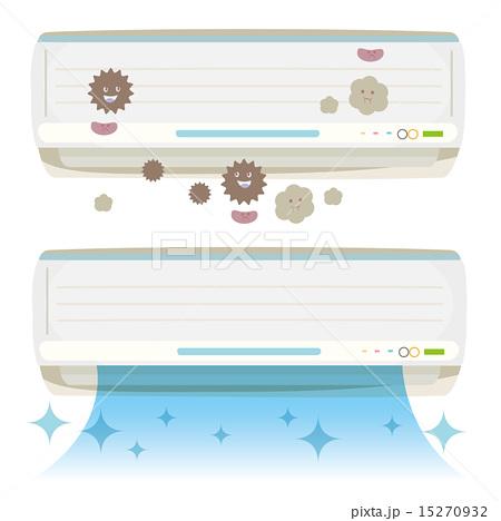 【エアコンが臭う】エアコンの臭いの原因と消臭方法をご紹介のサムネイル画像
