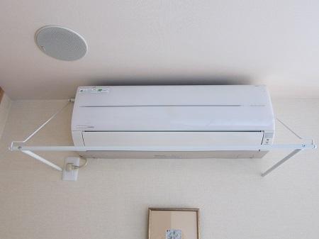エアコンを物干しでつかってますか?どの機能で物干し、してますか?のサムネイル画像