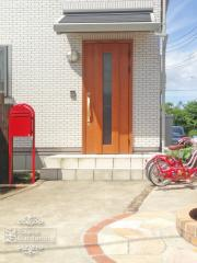 DIYで玄関やアプローチにタイル!簡単な敷き方をご紹介します♪のサムネイル画像