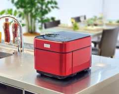蒸気レス炊飯器の便利さはもうご存知ですか?置き場所に悩まない!のサムネイル画像