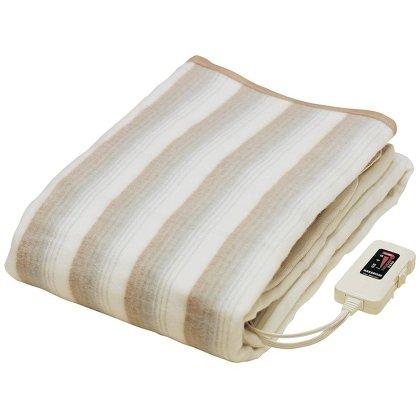 電気毛布は体に悪いのなぜ!?電気毛布の正しい使い方を紹介!のサムネイル画像