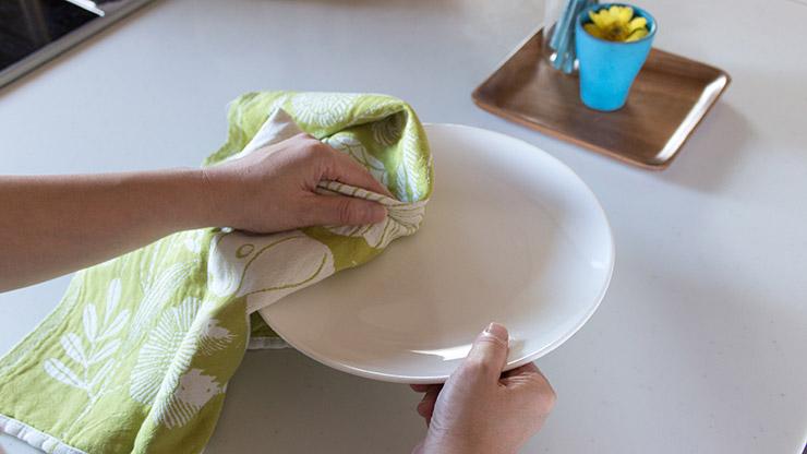 キッチンのタオルは用途&素材で使い分け!!使い心地が変わります!!のサムネイル画像