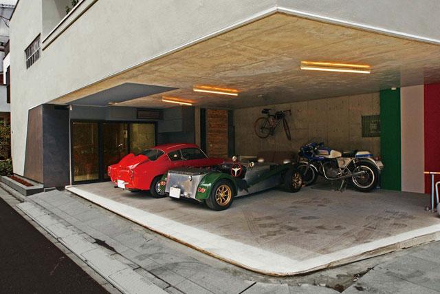 ガレージを建てることを決めたとき、真っ先に検討しておくことのサムネイル画像
