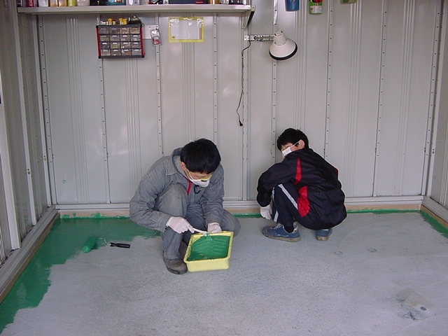 ガレージを改造してお洒落空間をつくりませんか!わくわくしますよ!のサムネイル画像