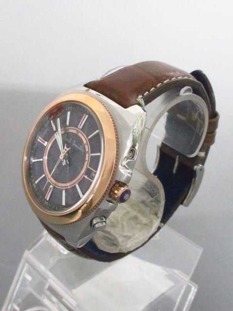 【ワンランク上のプレゼントに】ポールスミスの腕時計を厳選紹介のサムネイル画像