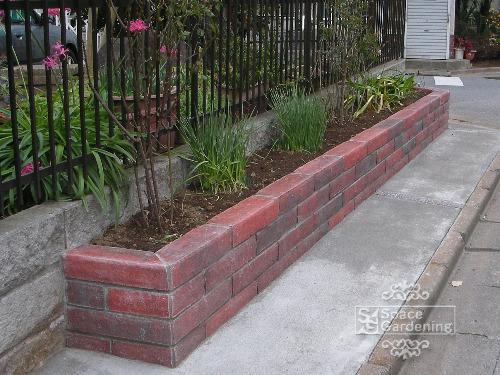 ガーデニング初心者でも安心、花壇ブロックでお庭を楽しくしようのサムネイル画像
