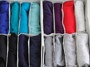 洋服の収納方法はどんな感じ?おしゃれに見える洋服の収納方法!のサムネイル画像