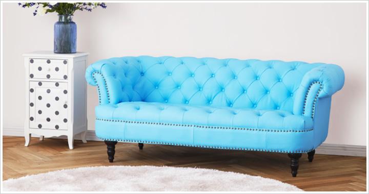 おしゃれなリビングにはおしゃれなソファーがマストアイテム!!のサムネイル画像