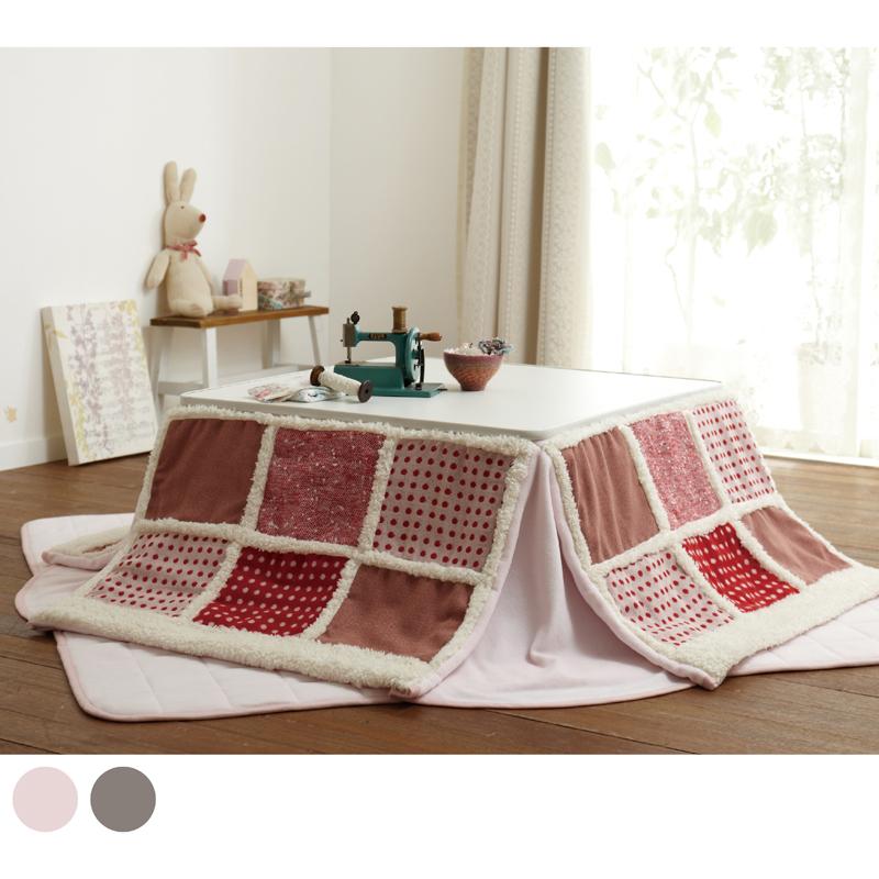 冬のお供のこたつにはおしゃれなこたつ布団で暖かく過ごそう!のサムネイル画像