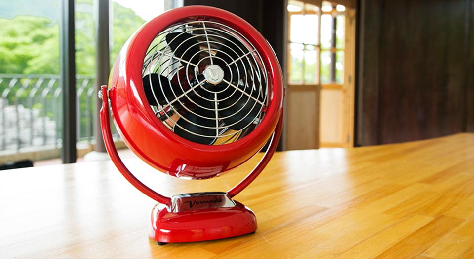 扇風機だっておしゃれなのがほしい!レトロチックな扇風機まとめのサムネイル画像