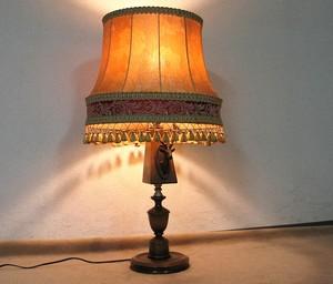 優しい明かり《アンティーク風スタンドライト》で癒しの空間を・・・のサムネイル画像