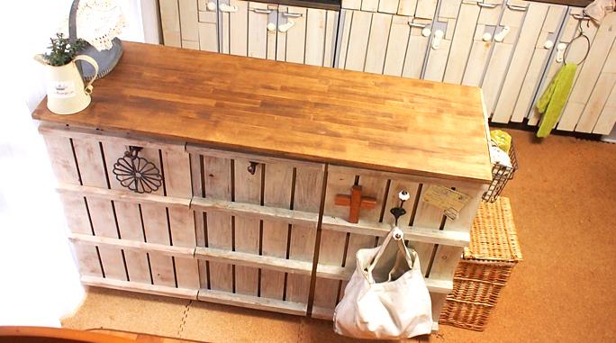 初心者でも簡単に出来る、お気に入りの家具をリメイクしてみませんかのサムネイル画像