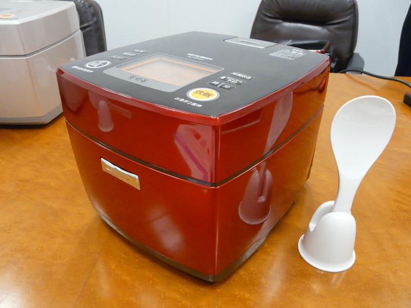 三菱電機の炊飯器、おすすめは?容量別に三菱炊飯器を紹介します。のサムネイル画像