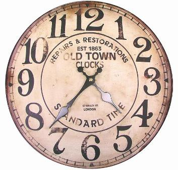 お部屋にアクセント✩こだわりデザインの掛け時計をご紹介します!のサムネイル画像