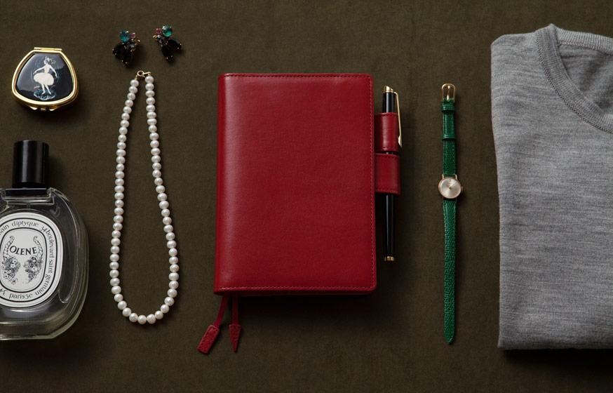 【おしゃれな毎日が送れる♪】おしゃれでセンスのある革の手帳☆のサムネイル画像