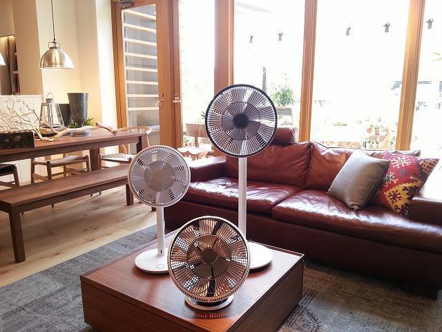 扇風機買うなら絶対にコレ♪バルミューダのグリーンファンを特集のサムネイル画像