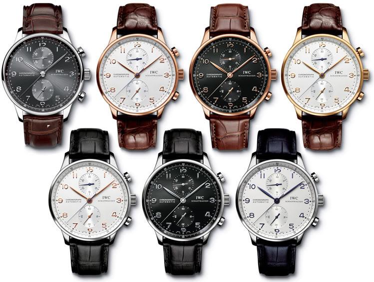 IWCの腕時計がおしゃれメンズに選ばれる理由を大特集します!のサムネイル画像