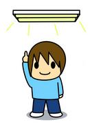 皆さん!突然ですが、蛍光灯の寿命がどれ位なのか知っていますか?のサムネイル画像