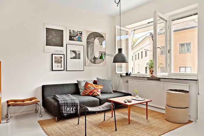 インテリアのレイアウトで狭い部屋を少しでも広く見せたい!のサムネイル画像