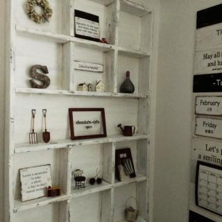 自分好みの棚を自作してみない?おしゃれな自作棚画像まとめのサムネイル画像