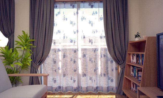 生地とスタイルの組み合わせは無限大!カーテンの種類をご紹介しますのサムネイル画像