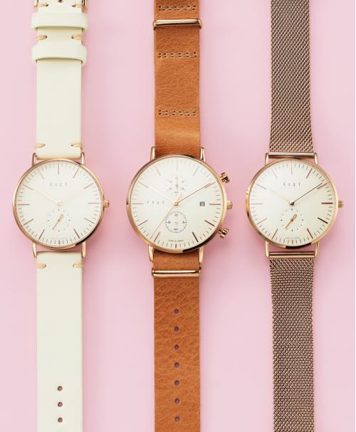 在庫切れ続出!?MADE IN JAPAN腕時計「Knot(ノット)」の魅力とは?のサムネイル画像