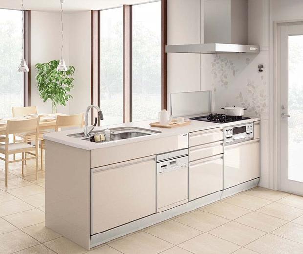 ★あこがれのシステムキッチン★国内メーカーをご紹介しちゃいますのサムネイル画像