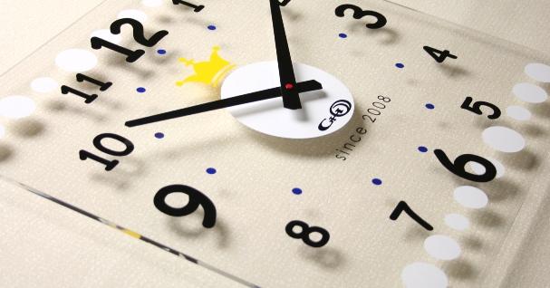 コンセントがない場所でも使えます!電池で動く時計を紹介します☆のサムネイル画像