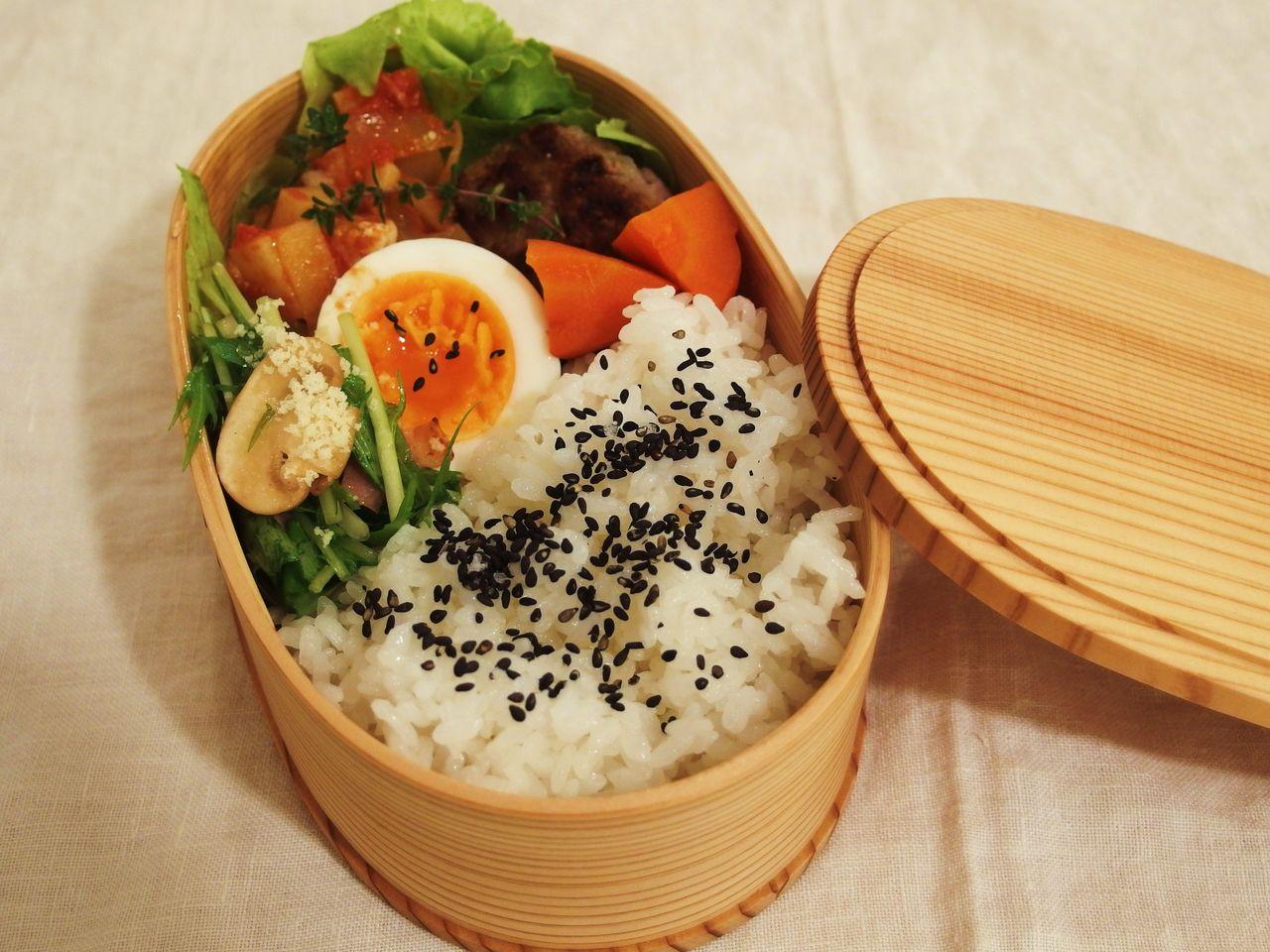 素敵なお弁当ライフ!曲げわっぱのお弁当箱の魅力にせまります!のサムネイル画像