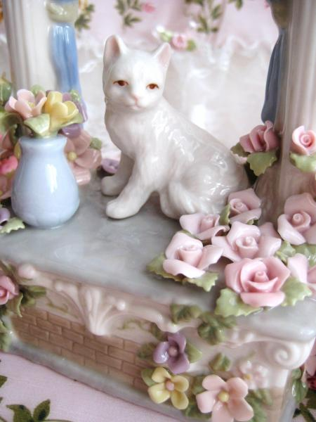 素敵な陶器の置物をお部屋やお庭に飾りませんか?プレゼントにも!のサムネイル画像