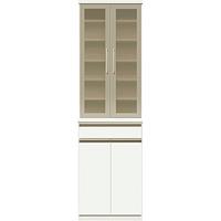 ニトリの食器棚を使って、食事が楽しいキッチンにしよう!!のサムネイル画像