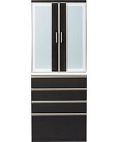 イケアの食器棚で、綺麗な落ち着きのあるキッチンにしよう!のサムネイル画像
