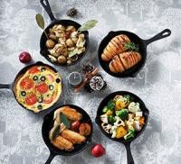 大注目の鉄のフライパン☆『スキレット』でおうちカフェしませんか!のサムネイル画像
