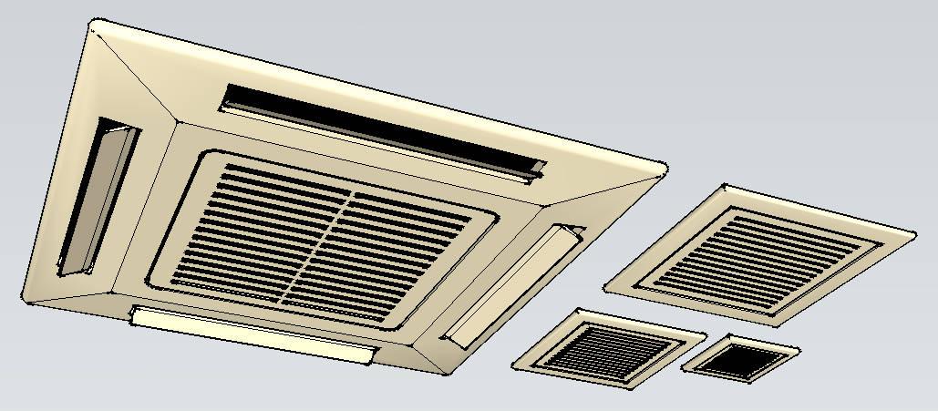 エアコンの掃除はフィルターだけじゃない!ルーバーもしていますか?のサムネイル画像