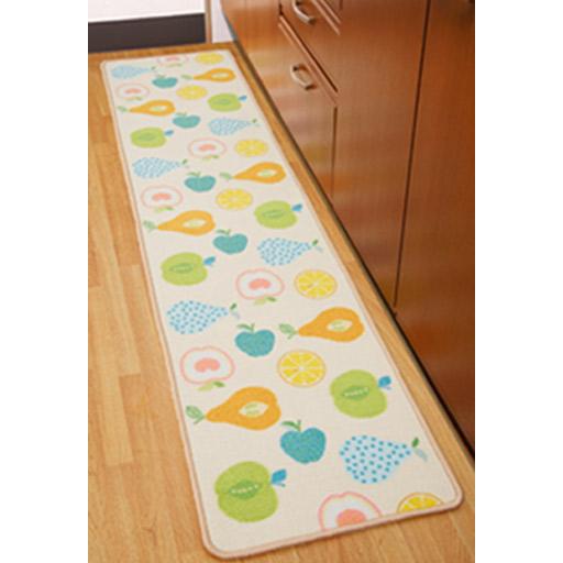 おしゃれなキッチンマットがあればキッチンの作業も楽める!!のサムネイル画像