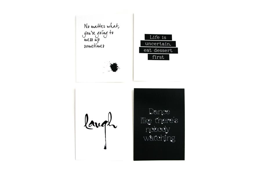 おしゃれ♪アバウトグラフィックス&セブンティツリーのポストカードのサムネイル画像
