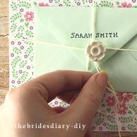 大切なゲストには一つ一つ想いを込め「手作り」した招待状を贈りたいのサムネイル画像