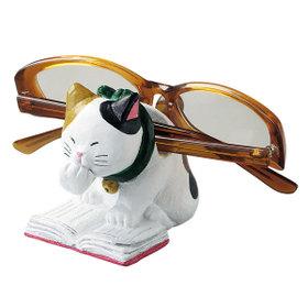 メガネはずしたらどこに置く?おしゃれなメガネスタンドを選ぼう。のサムネイル画像