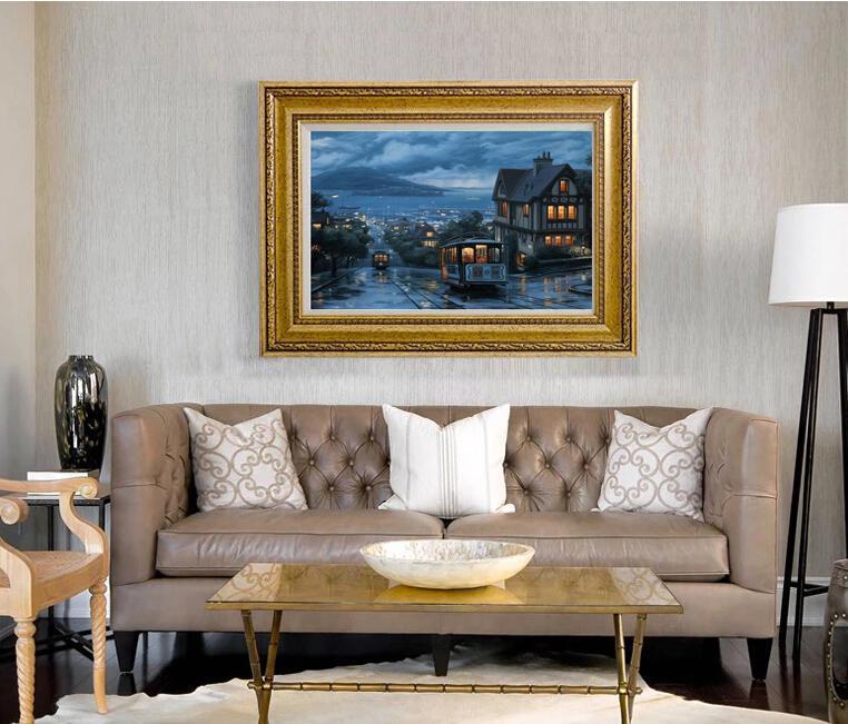 お部屋に素敵な絵画を飾ってワンランク上のおしゃれなインテリアに!のサムネイル画像