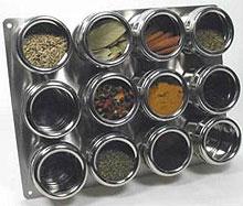 【使いやすい♪】マグネットケースでスパイス収納を楽しみませんか?のサムネイル画像