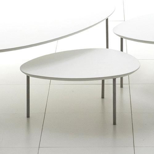 どんなインテリアにもぴったり☆使える、おしゃれな、白テーブルのサムネイル画像
