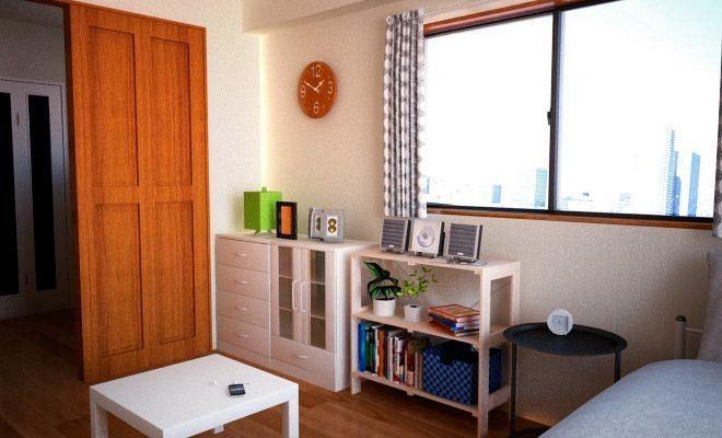 一人暮らしが始まる、ワンルームマンションの収納はどうしてますか?のサムネイル画像